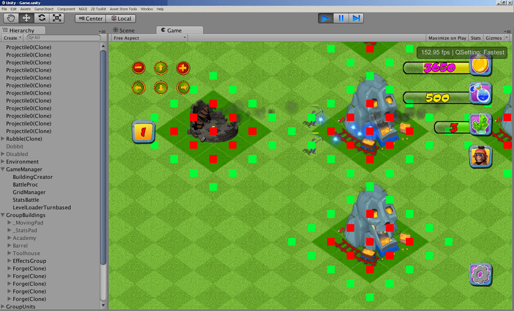 Video Preview - City-Building Strategy Game Kit for Unity